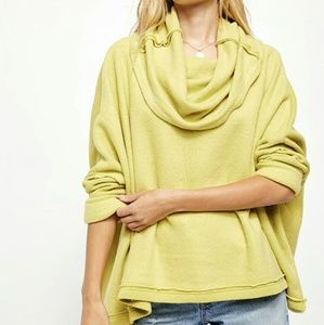 NWT Free People Huntington Pullover
